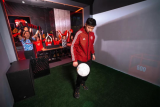 全球首家曼联梦剧场五一北京开业,打造足球乐园诠释体育是最好的教育